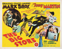 The Big Store movie poster (1941) picture MOV_68fa85dd