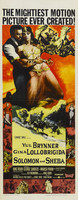 Solomon and Sheba movie poster (1959) picture MOV_ee71098b