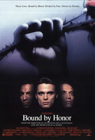 Bound by Honor movie poster (1993) picture MOV_bp62sja2