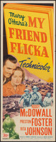 My Friend Flicka movie poster (1943) picture MOV_brubfbil