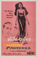 The Barefoot Contessa movie poster (1954) picture MOV_butyxwdd