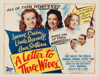 A Letter to Three Wives movie poster (1949) picture MOV_bzytzegq