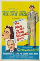 The Man in the Gray Flannel Suit movie poster (1956) picture MOV_c014c24d