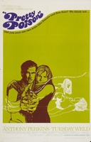 Pretty Poison movie poster (1968) picture MOV_c02a465a