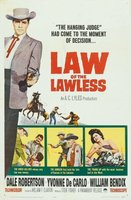 Law of the Lawless movie poster (1964) picture MOV_c02c54c1