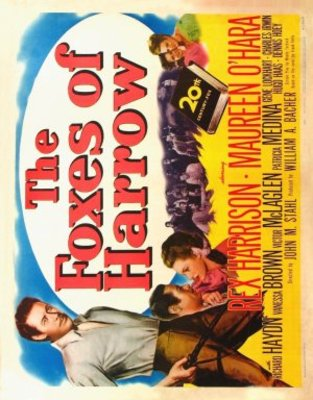The Foxes of Harrow movie poster (1947) poster MOV_c030195b