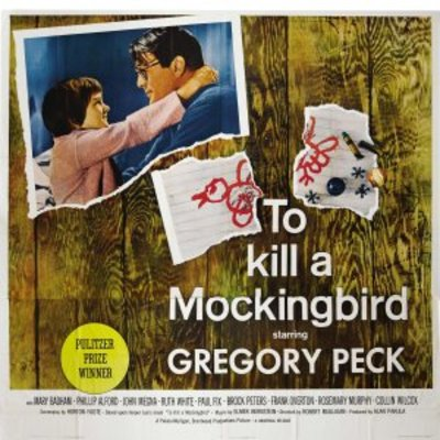To Kill a Mockingbird movie poster (1962) poster MOV_c031ac1e