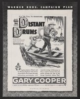 Distant Drums movie poster (1951) picture MOV_c031dc53