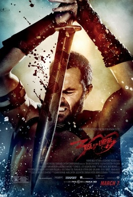 300: Rise of an Empire movie poster (2013) poster MOV_c035d7cd