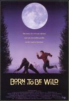 Born to Be Wild movie poster (1995) picture MOV_c036fc36