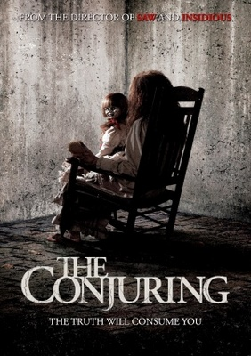 The Conjuring movie poster (2013) poster MOV_c0393357