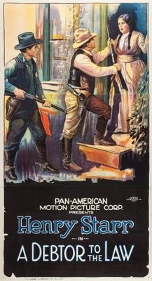 A Debtor to the Law movie poster (1919) poster MOV_c04093d5