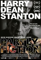 Harry Dean Stanton: Partly Fiction movie poster (2012) picture MOV_c042ad2f