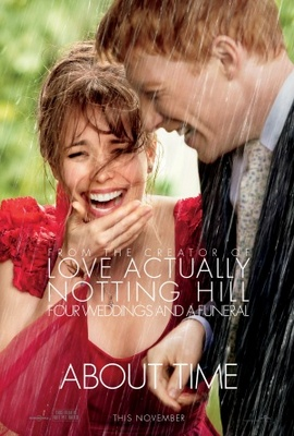 About Time movie poster (2013) poster MOV_c0435606