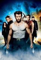 X-Men Origins: Wolverine movie poster (2009) picture MOV_c047375e