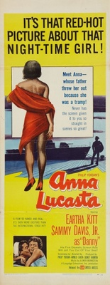 Anna Lucasta movie poster (1958) poster MOV_c04a6957