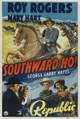 Southward Ho movie poster (1939) poster MOV_c0540ef9