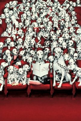 101 Dalmatians movie poster (1996) poster MOV_c055102d