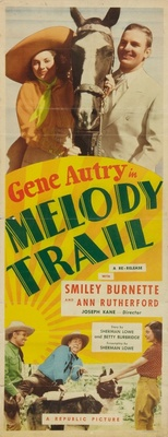 Melody Trail movie poster (1935) poster MOV_c059e0f6