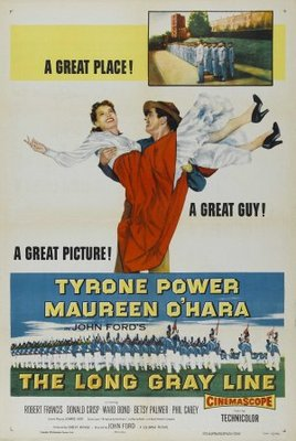 The Long Gray Line movie poster (1955) poster MOV_c05a2924