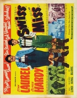 Swiss Miss movie poster (1938) picture MOV_c05ea36c