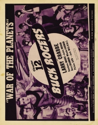 Buck Rogers movie poster (1939) poster MOV_c060aa86