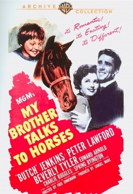My Brother Talks to Horses movie poster (1947) poster MOV_c061a0e7