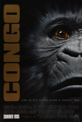 Congo movie poster (1995) poster MOV_c06424bc