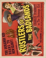 Rustlers of the Badlands movie poster (1945) picture MOV_c064aea9