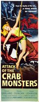 Attack of the Crab Monsters movie poster (1957) picture MOV_c0656503