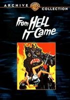 From Hell It Came movie poster (1957) picture MOV_c0721340