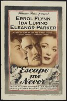 Escape Me Never movie poster (1947) picture MOV_c0764c6b