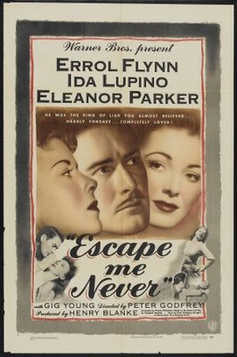 Escape Me Never movie poster (1947) poster MOV_c0764c6b