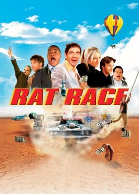 Rat Race movie poster (2001) poster MOV_c077cf43