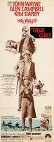 True Grit movie poster (1969) picture MOV_c078828b
