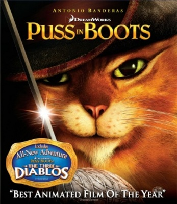 Puss in Boots movie poster (2011) poster MOV_c0878185