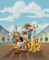 Mickey, Donald, Goofy: The Three Musketeers movie poster (2004) picture MOV_c08c6a76