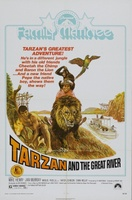 Tarzan and the Great River movie poster (1967) picture MOV_c0958483
