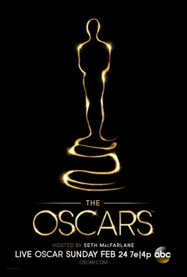 The 85th Annual Academy Awards movie poster (2013) poster MOV_c09be50d