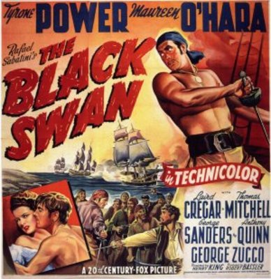 The Black Swan movie poster (1942) poster MOV_c0a1ee1a