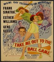 Take Me Out to the Ball Game movie poster (1949) picture MOV_c0a99166