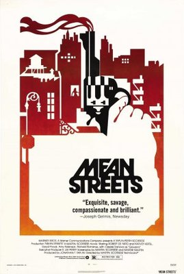 Mean Streets movie poster (1973) poster MOV_c0ac57e2