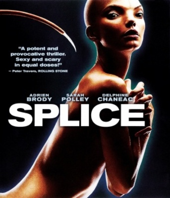 Splice movie poster (2009) poster MOV_c0ad99cc