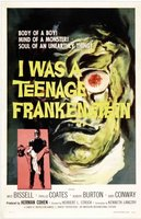 I Was a Teenage Frankenstein movie poster (1957) picture MOV_c0b60b65