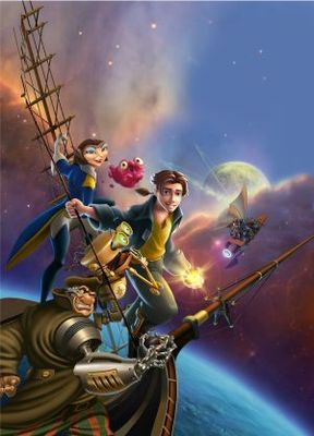 Treasure Planet movie poster (2002) poster MOV_c0ba41f9
