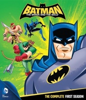 Batman: The Brave and the Bold movie poster (2008) picture MOV_c0bcd64d