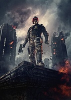 Dredd movie poster (2012) picture MOV_c0bf8446