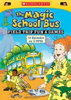 The Magic School Bus movie poster (1994) picture MOV_aebbe5c3