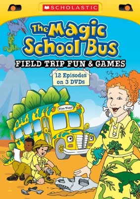 The Magic School Bus movie poster (1994) poster MOV_c0d25a90