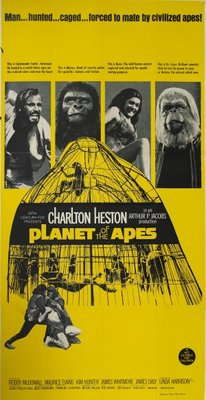 Planet of the Apes movie poster (1968) poster MOV_c0d32584